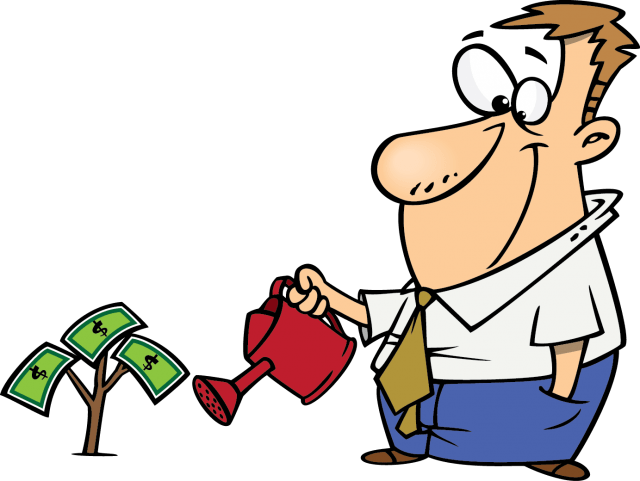 Throw money clipart png free stock STRAPPED FOR CASH? | Martin Print Blog png free stock
