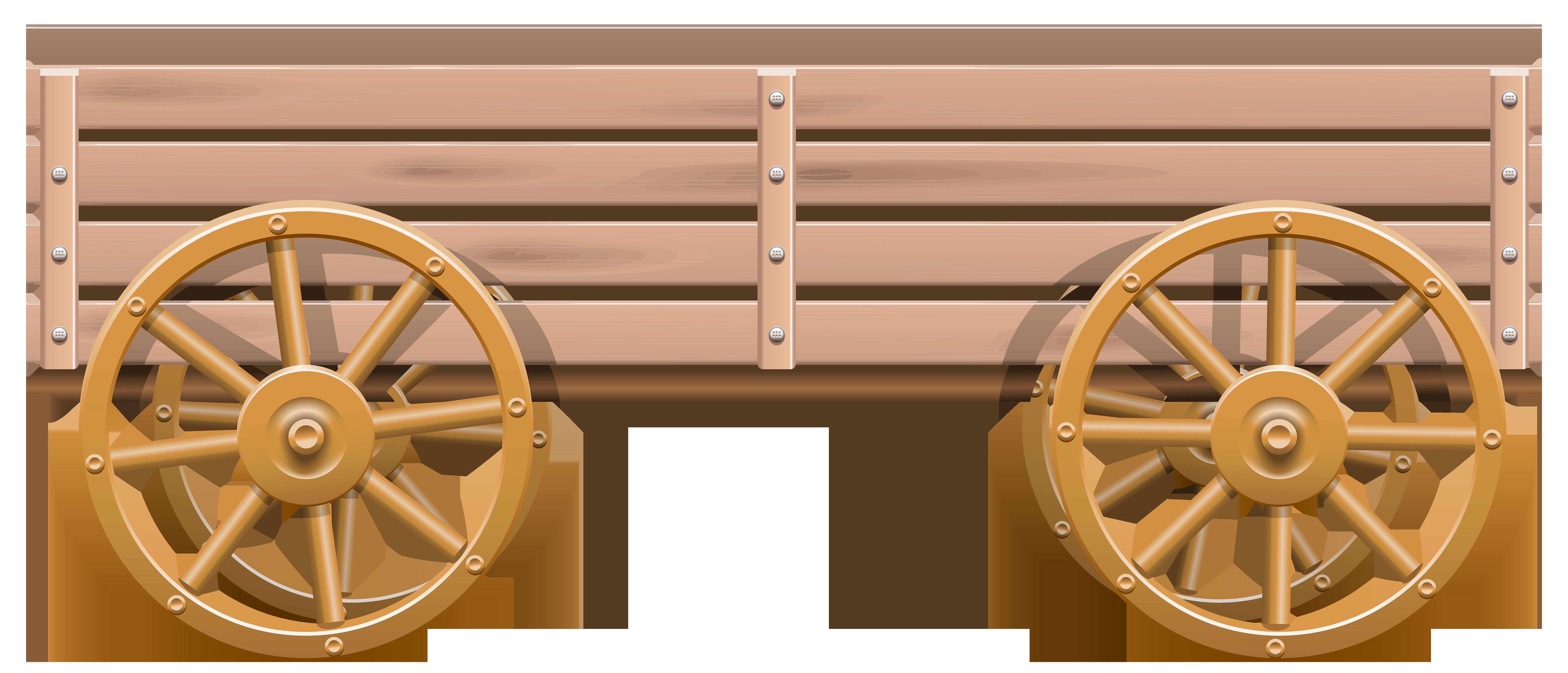 Wooden car clipart clip transparent Wooden Cart PNG Clip Art - Best WEB Clipart clip transparent