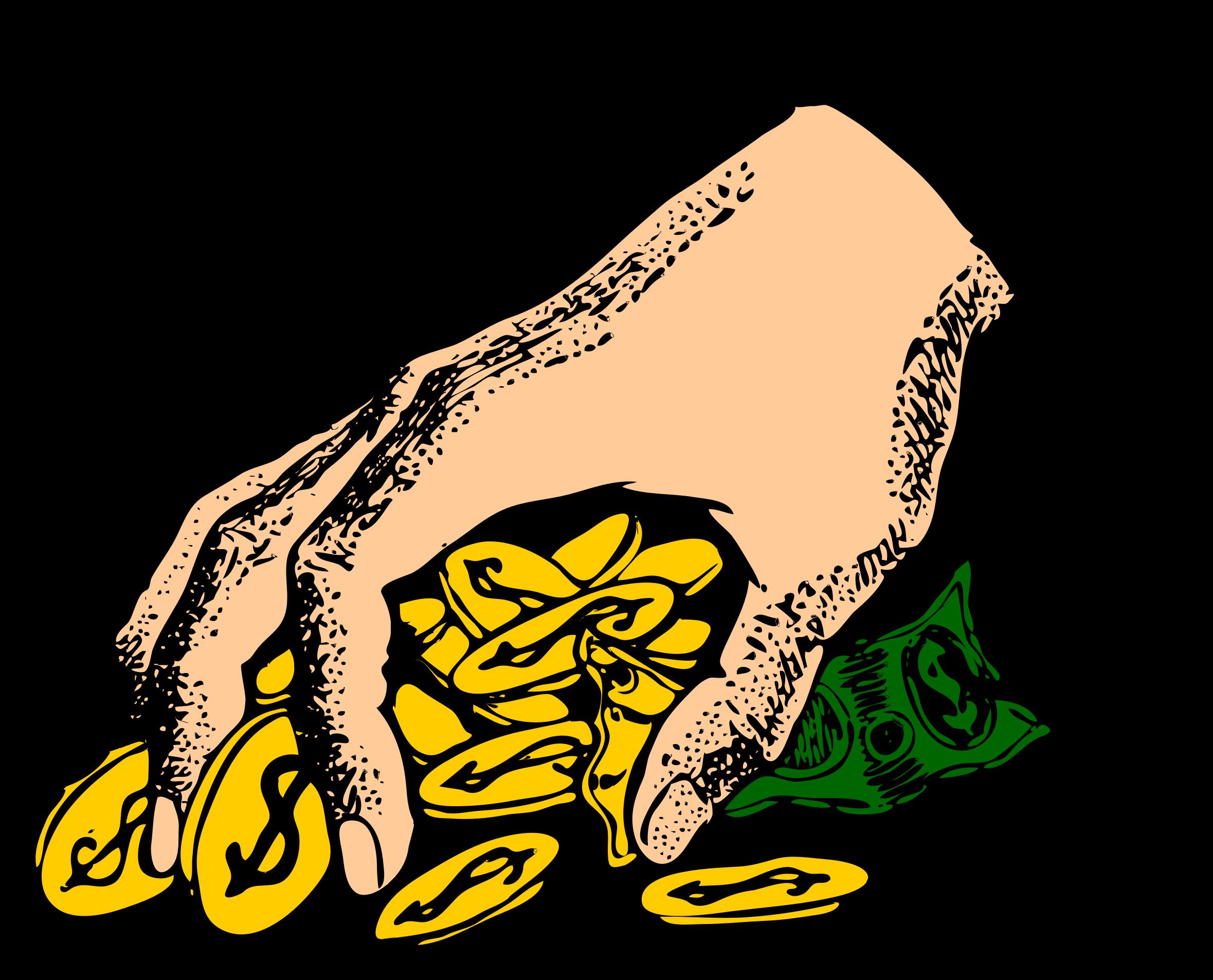 Money check clipart image Money 16 High Resolution Clip Art - http://www.dailystockphoto.net ... image