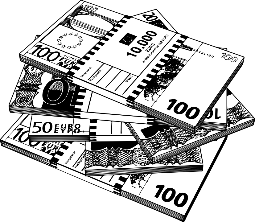 Money clipart free graphic black and white Pile Of Money Clipart Black And White & Pile Of Money Clip Art Black ... graphic black and white