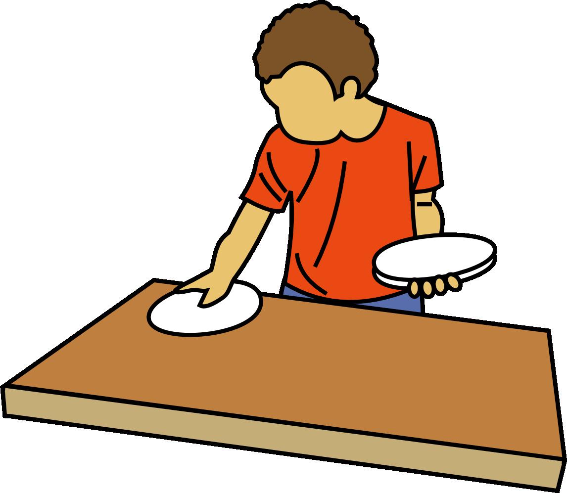 Money clipart free chores vector free library mi hermano tiene que quitar la mesa | Mi Casa | Pinterest vector free library