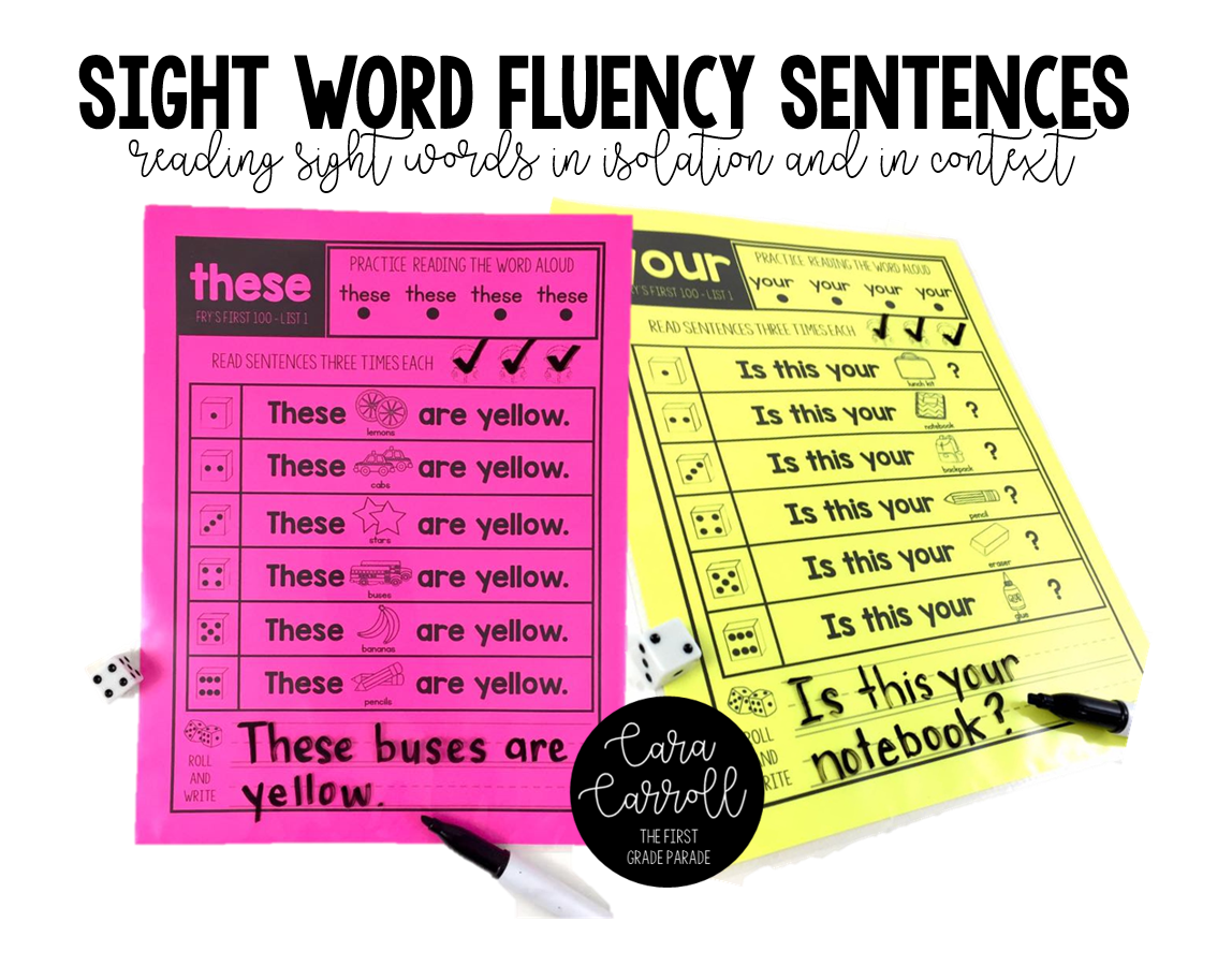 Money clipart synonym for every two years banner 5 Tips for Teaching Sight Words - How to Make Them Stick! - The ... banner