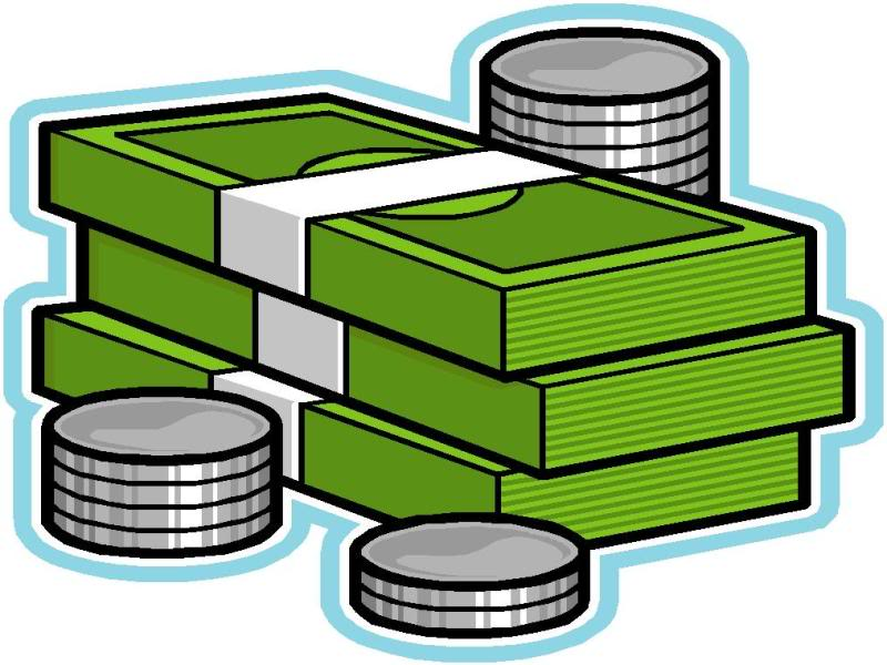 Money cliparts transparent library Money Clipart - Clipart Kid transparent library