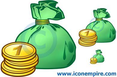 Money cliparts clip art freeuse Business Money Clipart - Clipart Kid clip art freeuse