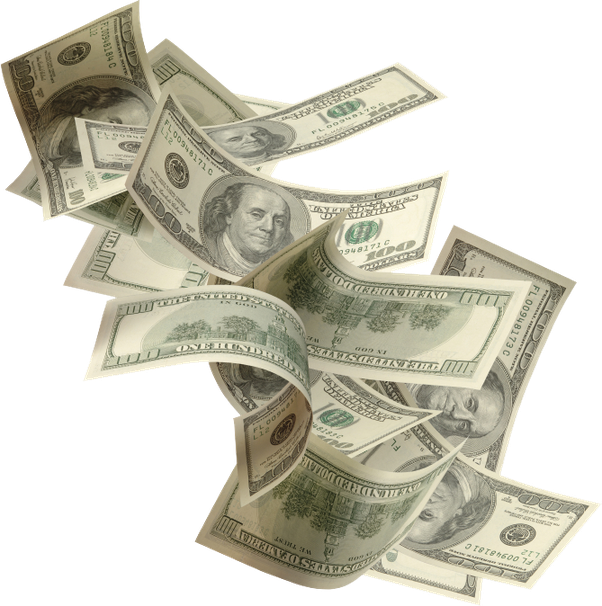 Money flying out the window clipart picture library download Make Money PNG Transparent Images (49+) picture library download