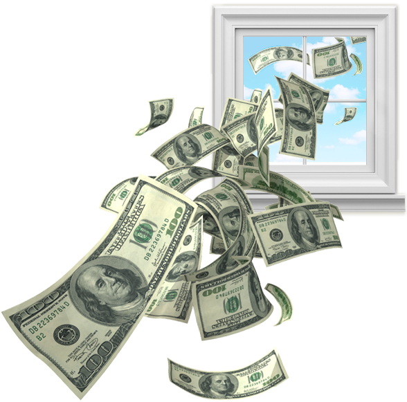 Money out the window clipart royalty free stock Money Out The Window Clipart (3+) royalty free stock