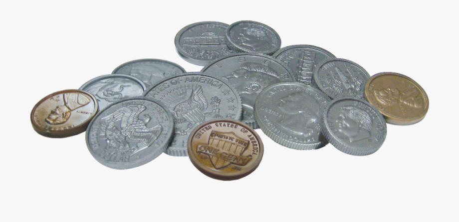 Money for teacher clipart graphic transparent library Pile Of Coins Png - Teacher Created Resources Play Money ... graphic transparent library