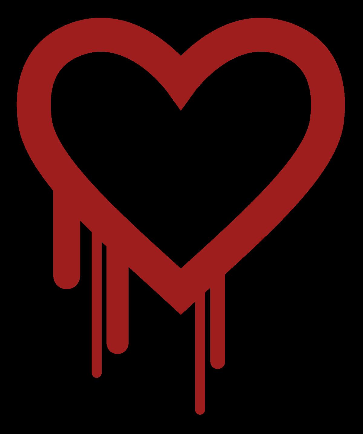 Money heart breaking clipart vector royalty free library Heartbleed - Wikipedia vector royalty free library