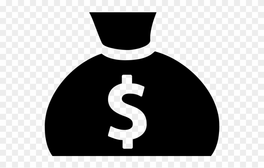 Money icon clipart picture download Original - Money Bag Icon Png Clipart (#948447) - PinClipart picture download