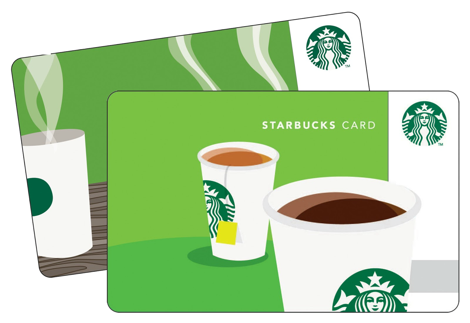 Referral money clipart transparent download Starbucks: Buy One $10 Gift Card, Get One Free! - Money Saving Mom ... transparent download