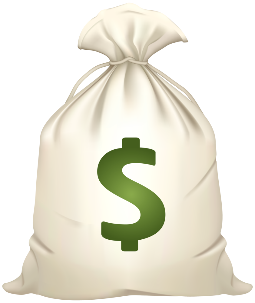 Money in bag clipart clip art freeuse Bag Of Money PNG Clipart clip art freeuse