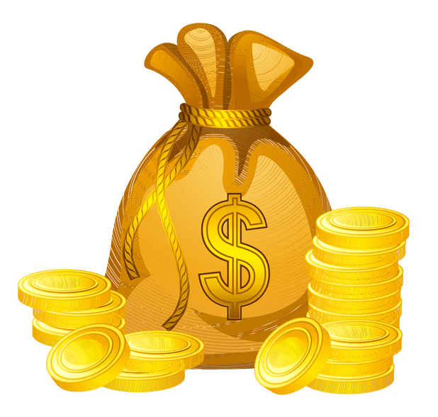 Money sack clipart graphic library download Money Bags Cartoon Png | Cartoonview.co graphic library download