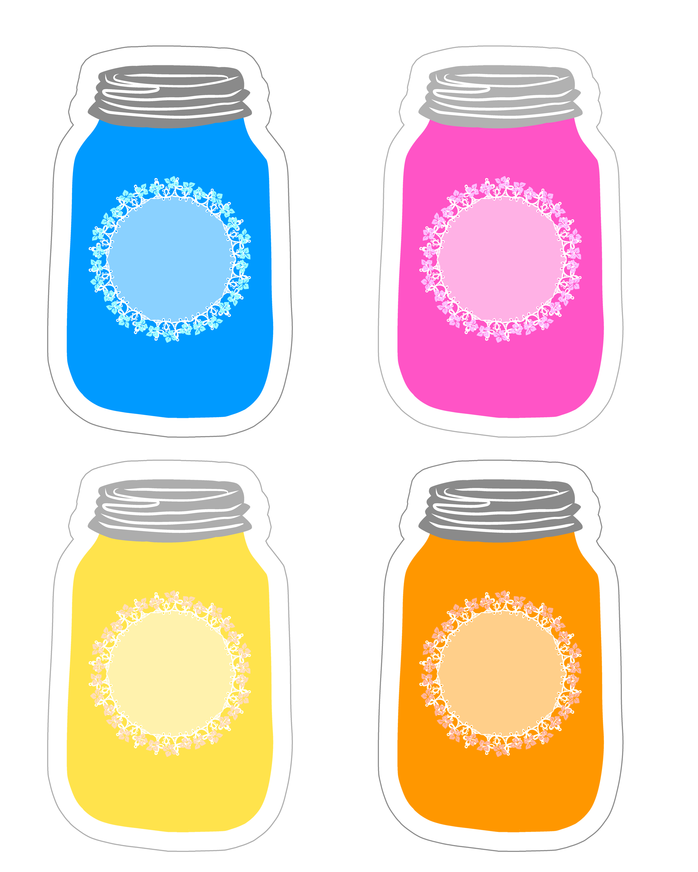 Money jar clipart jpg royalty free library Mason Jars Clipart | Free download best Mason Jars Clipart on ... jpg royalty free library