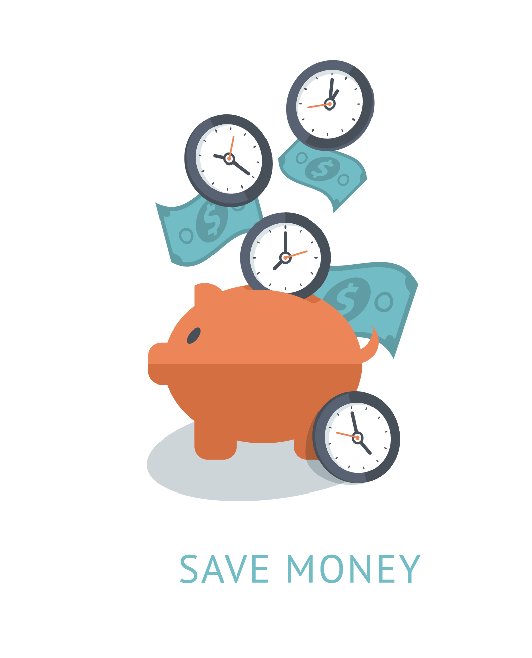 Money jar free clipart image free Icon - Piggy save time and money jar 1054*1304 transprent Png Free ... image free