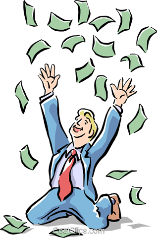Money making clipart clipart library download business and finance/making money Royalty Free Vector Clip ... clipart library download