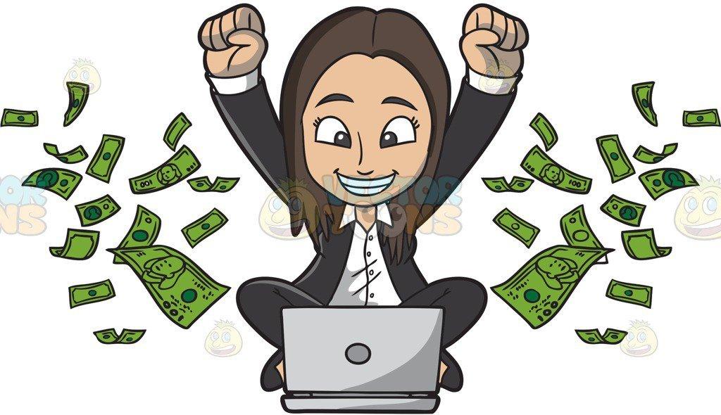 Money making clipart vector stock Making money clipart 3 » Clipart Portal vector stock