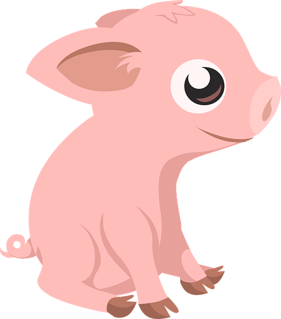 Piglet basketball clipart png stock Free Image on Pixabay - Pig, Piglet, Farm, Animal, Mammal ... png stock