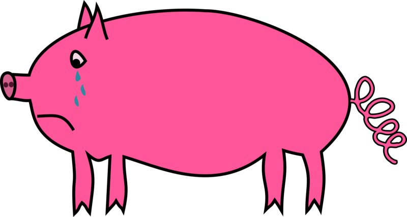 Pumpkin pig clipart clip art freeuse New 50+ Free Pig Clipart Images & Photos 【2018】 clip art freeuse