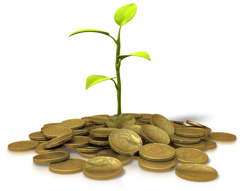 Money plant clipart clipart transparent library ESD Contribution Spending for Entrepreneurs and Start-Ups - CVC clipart transparent library