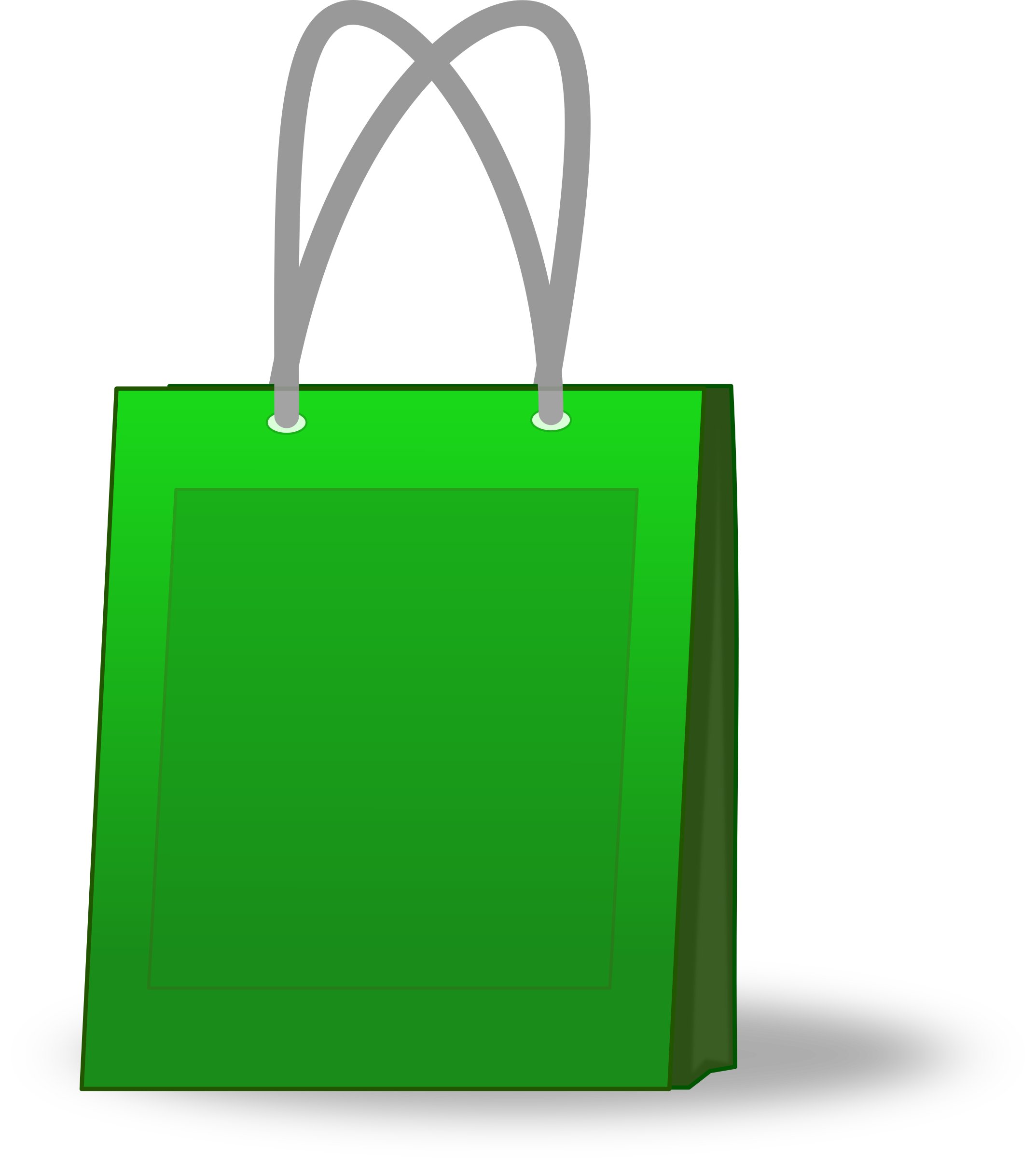 Money shopping clipart png transparent stock Clipart - Shopping Bag #2 png transparent stock