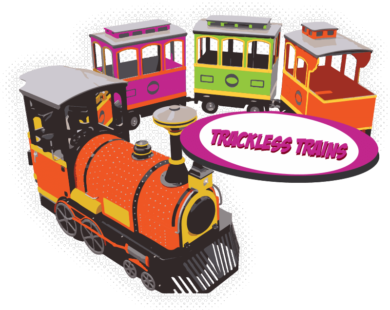 Money train clipart png transparent stock Electric Trackless Trains for Sale from Kid Steam png transparent stock