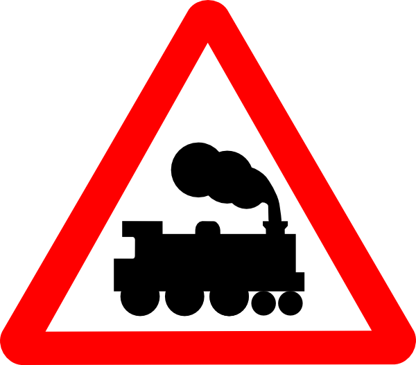 Money train clipart jpg transparent Train Road Signs clip art - vector cl… | Jaxson's 2nd red, aqua ... jpg transparent