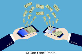 Money transfer clipart png transparent stock Transfer money Illustrations and Clip Art. 10,205 Transfer money ... png transparent stock