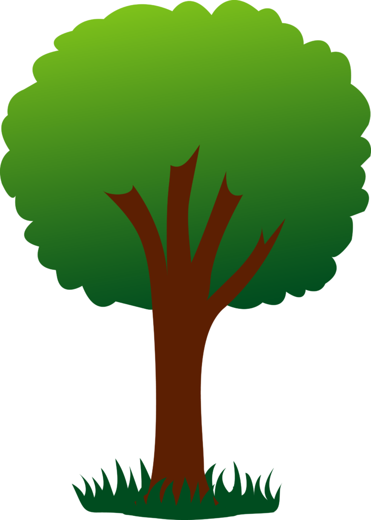 Money tree clipart clip art royalty free library Sensational Cartoon Picture Of A Tree 2242 | Sporturka cartoon ... clip art royalty free library