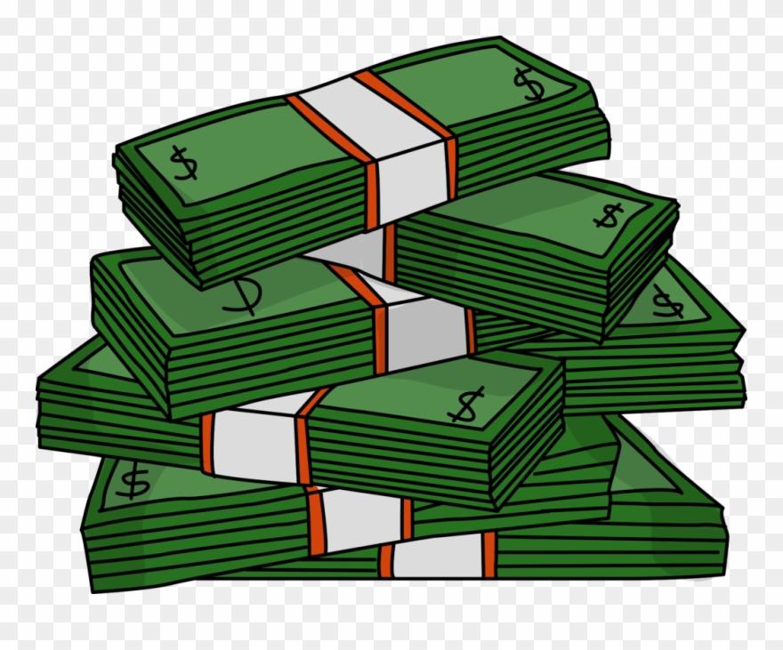 Moneyt clipart transparent clip black and white download Money Clipart Stack Clip Art Transparent 3448 - Money Stack ... clip black and white download