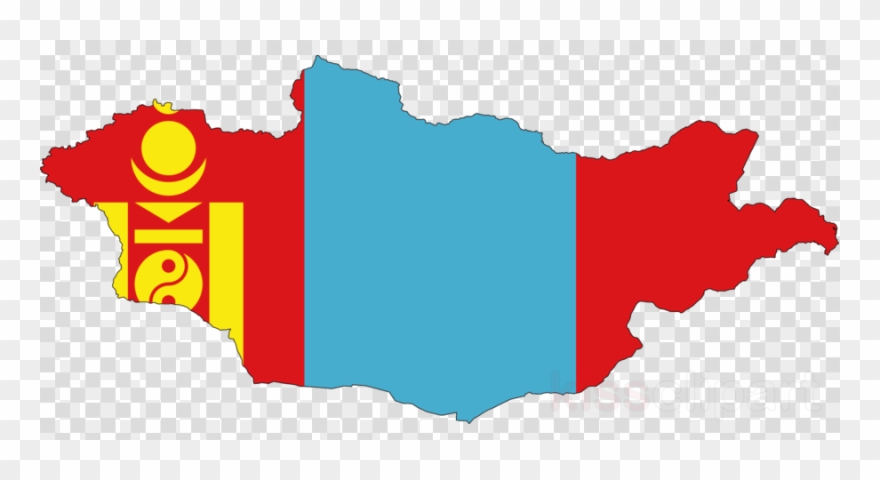 Mongolia map clipart banner library library Mongolia On Mongolia Flag Clipart Flag Of Mongolia ... banner library library