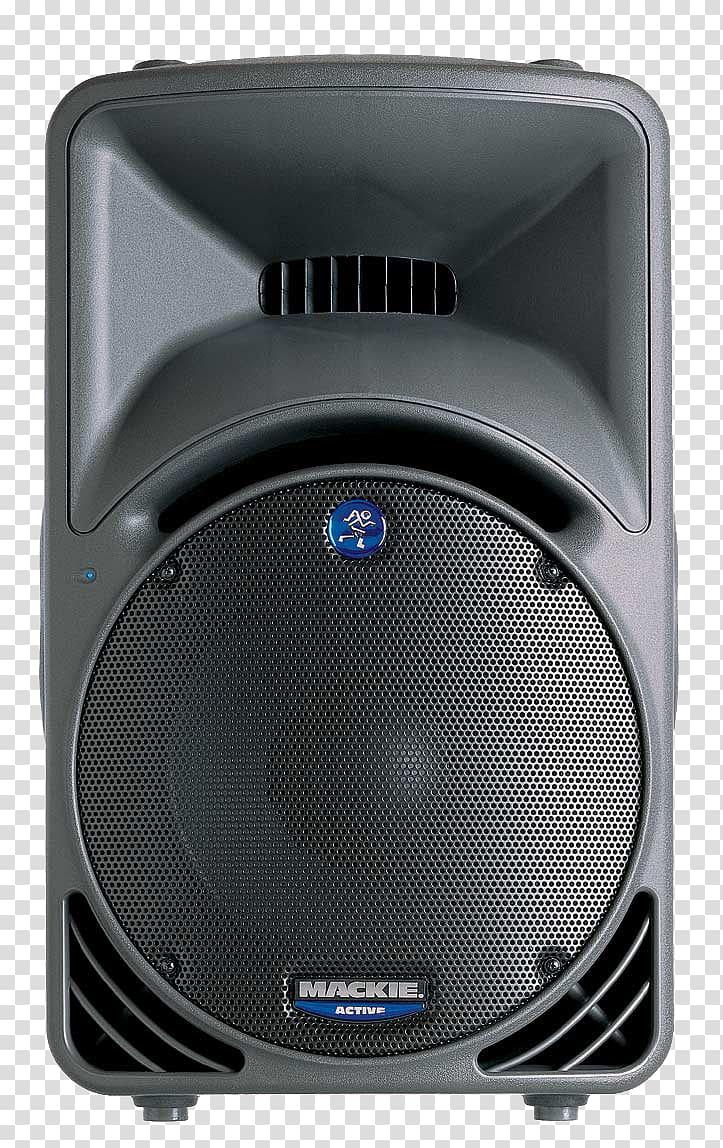 Monitor audio clipart banner freeuse download Mackie Powered speakers Loudspeaker Audio Public Address ... banner freeuse download