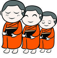 Monk clipart banner free Little monk Illustrations and Clip Art. 149 Little monk ... banner free