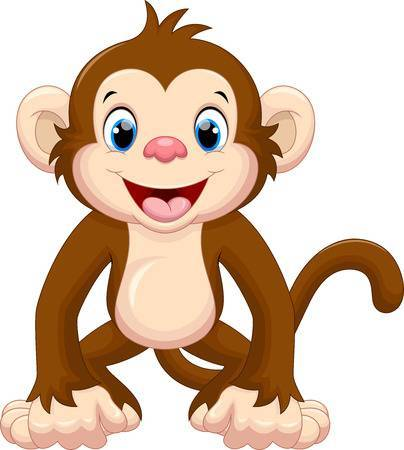 Monkey clipart clipart free library Cute monkey clipart 3 » Clipart Portal clipart free library