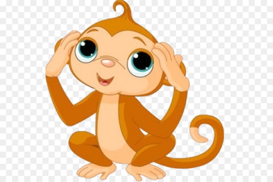 Monkey clipart png svg stock Cartoon Spider png download - 600*600 - Free Transparent ... svg stock