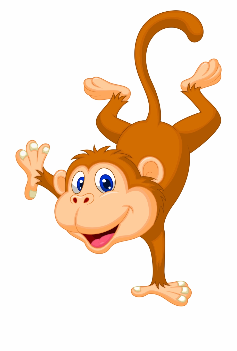 Monkey clipart png clip art royalty free stock Monkeys Clipart Transparent Background - Transparent ... clip art royalty free stock