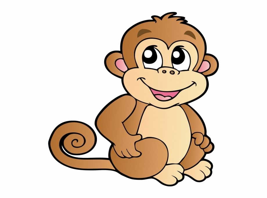 Monkey clipart png clip royalty free Monkey Clipart Transparent Background & Monkey Clip - Monkey ... clip royalty free