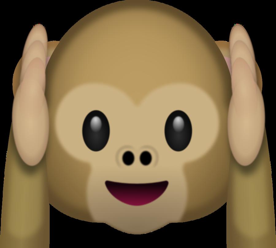 Monkey emoji clipart image free library Smiley Face Background clipart - Emoji, Monkey, Emoticon ... image free library