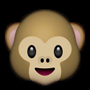 Monkey emoji clipart banner download monkey face   emojis !!!   Monkey gif, Emoji, Emoji dictionary banner download