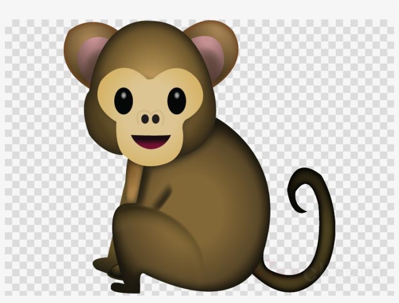 Monkey emoji clipart image freeuse stock Monkey Emoji Iphone Clipart Emojipedia Monkey - Monkey Emoji ... image freeuse stock