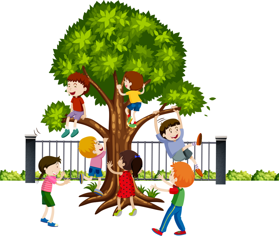 Monkey tree clipart clip art royalty free Tree climbing Monkey Clip art - Children playing on a tree 977*828 ... clip art royalty free