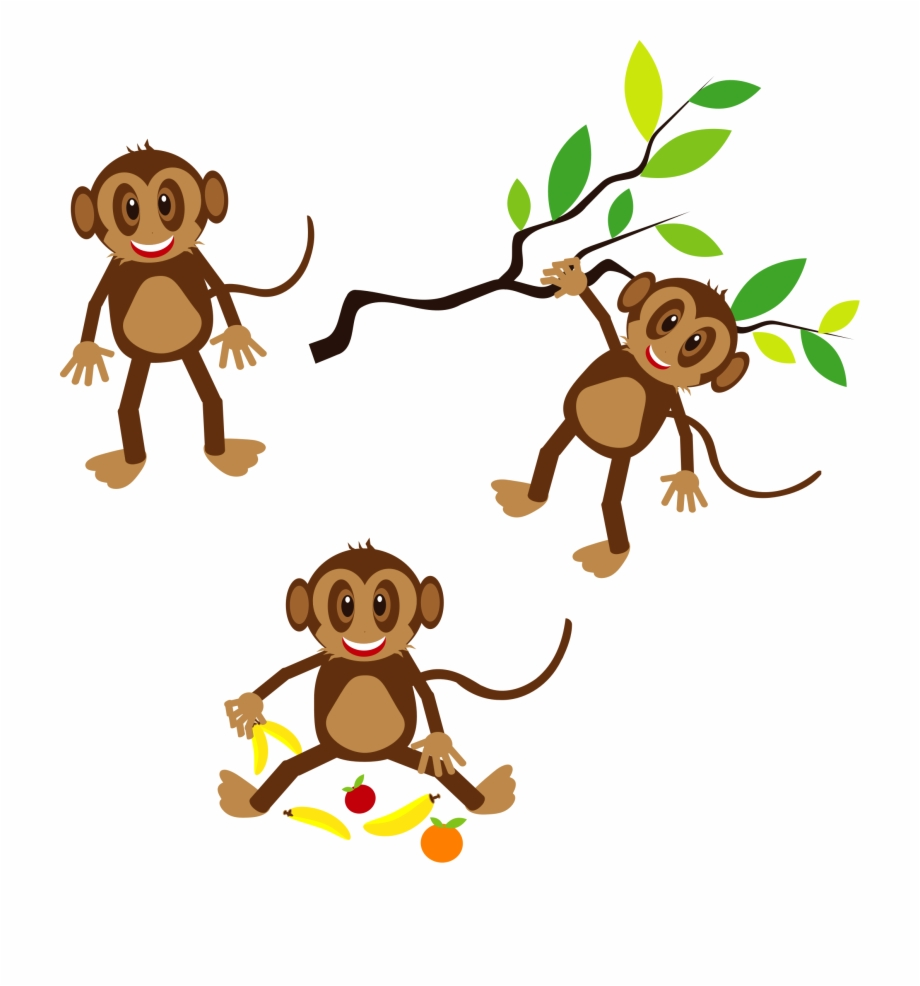 Where are the monkeys clipart banner transparent stock Monkeys Clipart Free PNG Images & Clipart Download #36106 ... banner transparent stock
