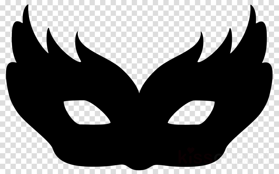 Monochrome photography clipart image library library monochrome photography clipart Snout Black Clip art clipart - Mask ... image library library
