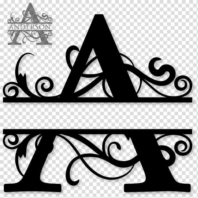 Monogram letter clipart vector library Anderson logo, Monogram Letter , k transparent background PNG ... vector library
