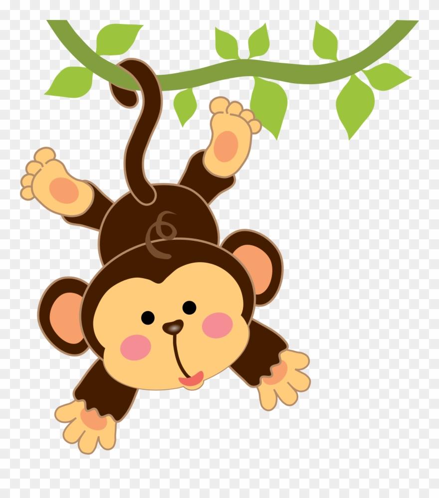 Monos clipart