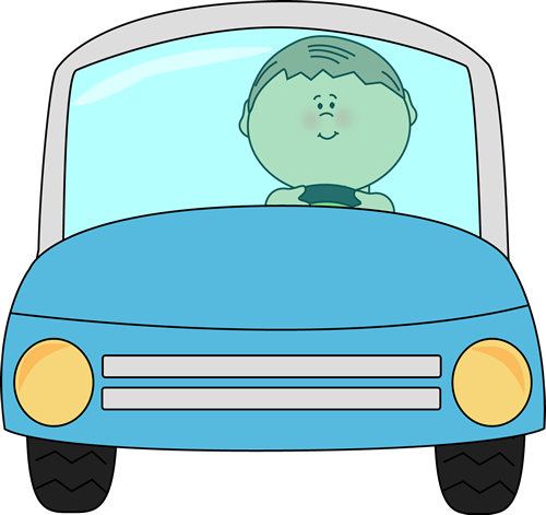 Monster driving car of car clipart clip download Cute Car For Teachers Clipart - Clipart Kid clip download