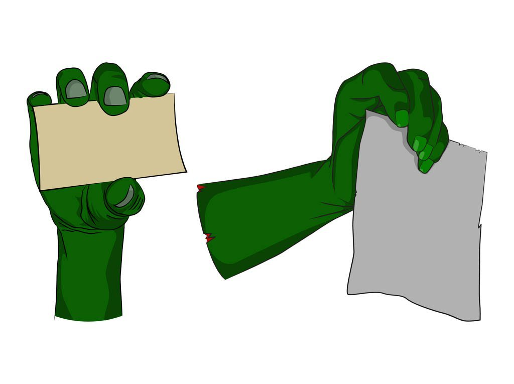 Monster hands clipart graphic Monster hands clipart 1 » Clipart Portal graphic