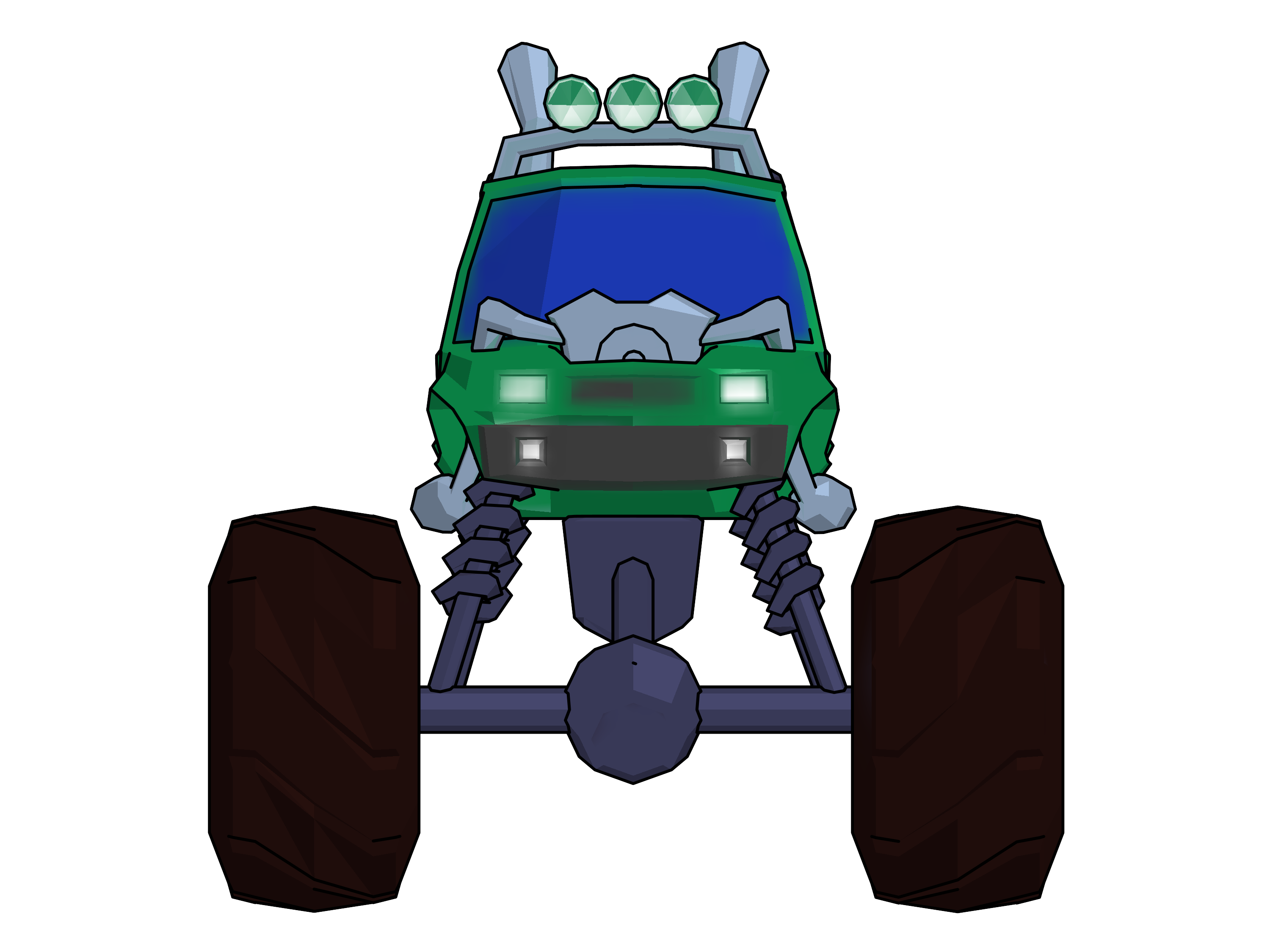 Monster house clipart clip library Monster Truck Cartoon Png Clipart Picture Front View - Clipartly ... clip library