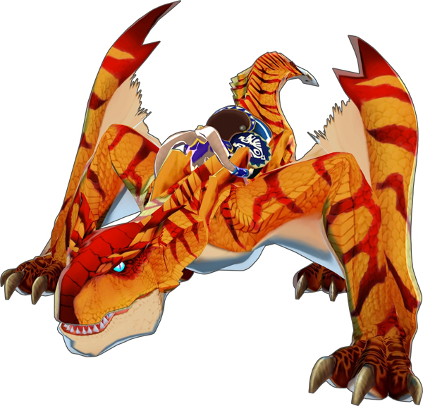 Monster hunter stories clipart svg library Monster hunter stories ride on wiki clipart images gallery for free ... svg library