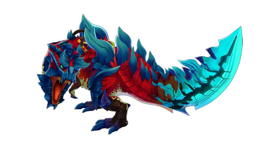 Monster hunter stories clipart clip art download Monster Hunter Stories - latest DLC screens, art   GoNintendo clip art download