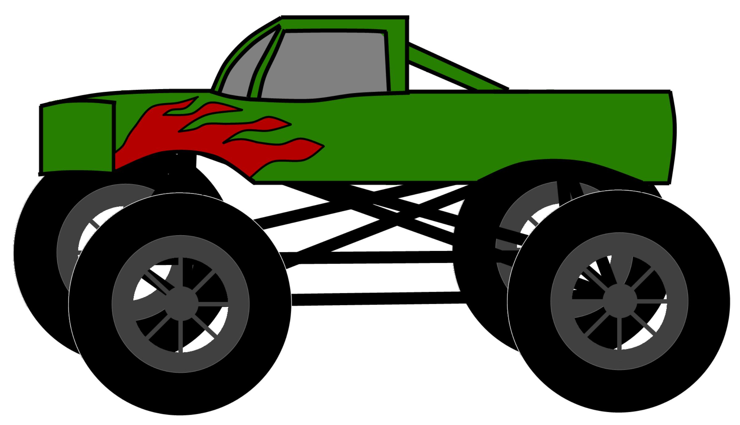 Monster trucks clipart clip transparent download Free Monster Truck Clip Art, Download Free Clip Art, Free ... clip transparent download